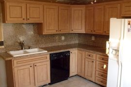 Kitchen Refacing Project – Sutton, MA