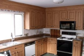 Kitchen Refacing Project – Danvers, MA